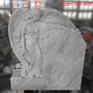 angel headstones from china