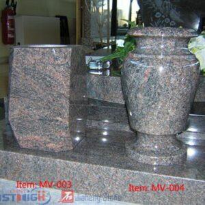 cemetery vases wholesale