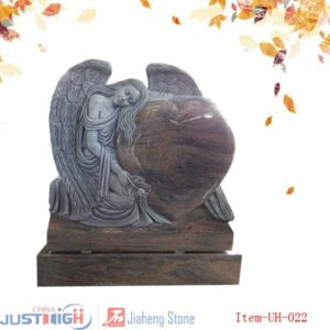 angel upright headstone cheapest